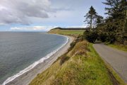 Ebey's Landing on a day tour to Whidbey Island, Washington